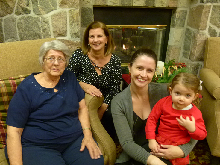 Jingle & Mingle Family Party